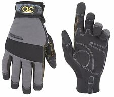 Custom Leathercraft 125M Handyman Flex Grip High Dexterity Work Gloves Medium