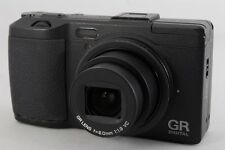 Excellent+++++ Ricoh GR IV 10.4 MP Digital Camera Black Perfect Works from Japan