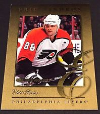 ERIC LINDROS 1997-98 Donruss ELITE SERIES Gold Insert Card #3 SP #d /2500 HTF!!
