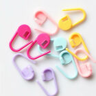 30x Needle Knitting Craft Tool Crochet Stitch Marker Clip Holder Locking New