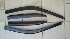 96-99 Honda Civic EK EJ SO4 ViRS 4 Door Sedan JDM Door Visors Vtec 4dr Air Press