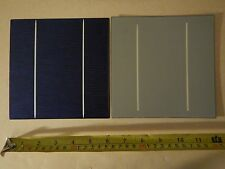 2BB(Buss Bar) 6x6 solar cells (156mm x 156mm)  17.2 EFF. over 4 watts Per/cell