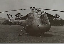 Historic Helicopters Saunders Roe Skeeter Mk.50 German Air Force Ltd Postcard