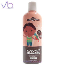 CIRCLE OF FRIENDS Coconut Shampoo For Kids, Unruly Curly Frizzy Hair, No Paraben