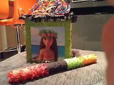Moana Pinata filled with Sweets Party & Stick Can Personalise