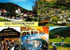 Bad Kleinkirchheim , ungel. Ansichtskarte