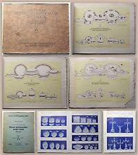 2 Kataloge - Staatliche Porzellan-Manufaktur Meissen 1924 & 1937 illustriert xz