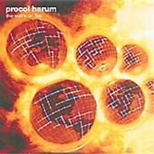 Procol Harum The Well's On Fire CD NEW SEALED 2003