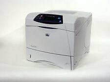 ★Stampante Hp LaserJet 4200N,toner e scheda di rete= Velocissima fino a 35 ppm★