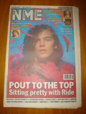 NME 1992 FEB 8 WET WET WET TEENAGE FANCLUB BLEACH