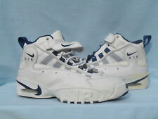 Vintage 1996 Nike Air Flight 74 White/Midnight Navy NOT WEARABLE Size 11
