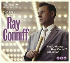 RAY CONNIFF - THE REAL...RAY CONNIFF 3 CD NEU