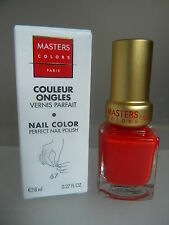 MASTERS COLORS COULEUR à ONGLES VERNIS PARFAIT 67 rouge NAIL COLOR polish N° 67