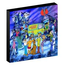 SCOOBY DOO CANVAS PICTURE