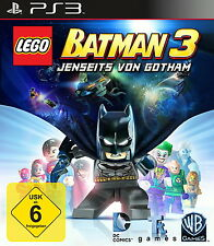 SONY PS3 LEGO Batman 3 Jenseits von Gotham PlayStation 3 Joker Robin Kinder Game