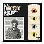 "LENIS GUESS  ""THE STORY OF and SIR GUY, RAW SOUL, SHIRLEY JOHNSON, PAGE ONE +""."