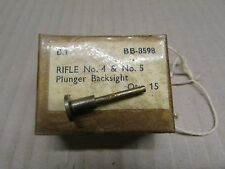 1 lee enfield no4/no5 plunger and spring un issued
