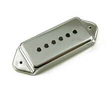 Epiphone CASINO Rear Pickup Cover BRIDGE Position Dogear P90 Chrome