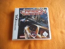 Need for Speed Carbon Own the City Nintendo DS