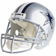 DALLAS COWBOYS RIDDELL NFL FULL SIZE REPLICA FOOTBALL HELMET