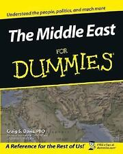 The Middle East For Dummies, Davis, Craig S., Good Book