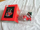 Enesco Treasury Disney Mickey & Co Minnie's Mall Haul Ornament free shipping