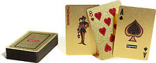 Supreme F/W13 Gold Deck Playing Cards