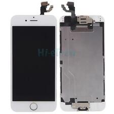 "LCD Touch Digitizer Assembly & Home Button & Front Camera for iPhone 6 4.7"" A++"