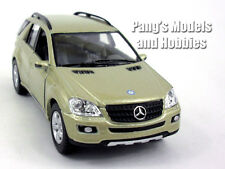 Mercedes-Benz ML-350 1/36 Scale Diecast Metal Model by Kinsmart - GOLD