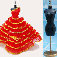 Hot Sale For Barbie Doll Display Holder Dress Clothes Gown Mannequin Model Stand