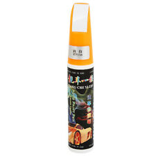 Universal Touch Up Paint Scratches Repairing Pen 12ml White for Car Vehicle