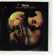 (GI465) Filthy Boy, Smile That Won't Go Down - 2013 DJ CD