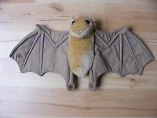 1996 STELLALUNA Stella Luna Bat Finger Puppet Plush Stuffed Toy Janelle Cannon