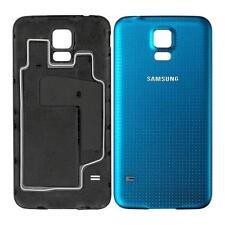 Genuine Original Back Battery Cover For Samsung Galaxy S5 G900F i9600 Blue
