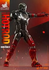 Hot Toys - 1/6 Scale Iron Man Hot Rod Mark 22 XXII and The Mandarin Set MISB