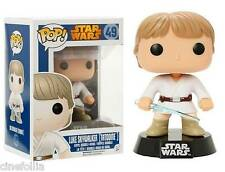 Figura vinile Star Wars Luke Skywalker Tatooine Pop! Funko Vinyl Figure n° 49