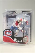 MCFARLANE NHL 30 BRIAN GIONTA WHITE MONTREAL CANADIENS REGULAR JERSEY