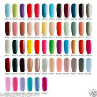 BLUESKY UV/LED GEL NAIL POLISH NEW SPRING SUMMER RANGE SOAK OFF FREE POST 10ML