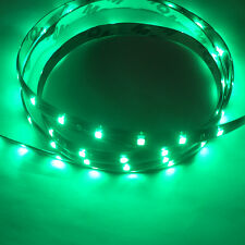 "12"" Flexible LED Strip Underbody Light Waterproof Car Boat Motor Decor 12V US"