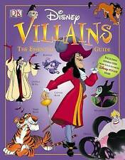 Disney Villains The Essential Guide BRAND NEW BOOK by Glenn Dakin (H/B  2004)