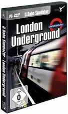 PC Spiel * U-Bahn Simulator Vol.3 London Underground World of Subways Simulation