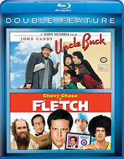 UNCLE BUCK/FLETCH (Blu-ray, 2013, 2-Disc Set) NEW