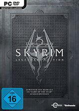 PC Skyrim Legendary Edition Neu in Folie komplett Deutsch Key + DVD