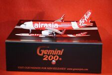 GJ200-641 THAI AIR ASIA AIRBUS A320-200 SHARKLETS reg HS-BBH 1-200 SCALE