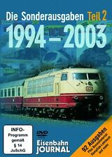 Ferrocarril Journal DVD gastos especiales 1994-2003 parte 2