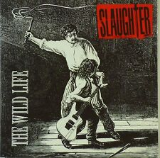 CD - Slaughter - The Wild Life - A481