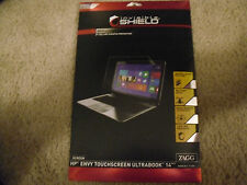 "Zagg Invisible Shield Smudge Proof for HP Envy Touchscreen Ultrabook 14"" New!!!"