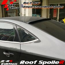 Painted R type Rear Roof Spoiler Wing For Audi A4 B6 Sedan 2002-05 ❁