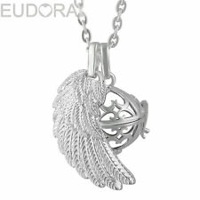 Angel Caller Wing Engelsrufer Aromatherapy Floating Lockets Pendants Necklace