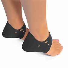 Beautyko Shock Absorbing 1 Pair Plantar Fascitis Therapy Heel Wrap Support JBC